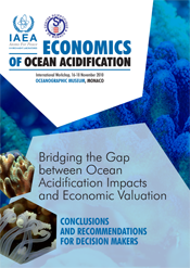 Economics of ocean acidification